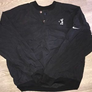 Vintage Mickey Mouse Nike golf pullover